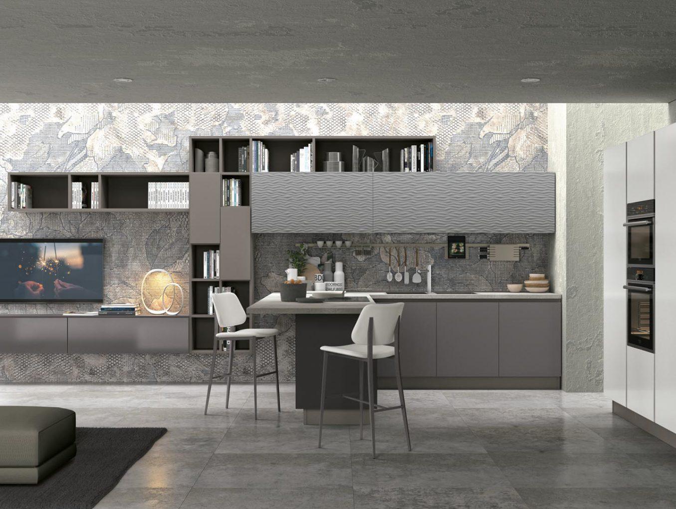 Новая коллекция кухонь Cucine Lube