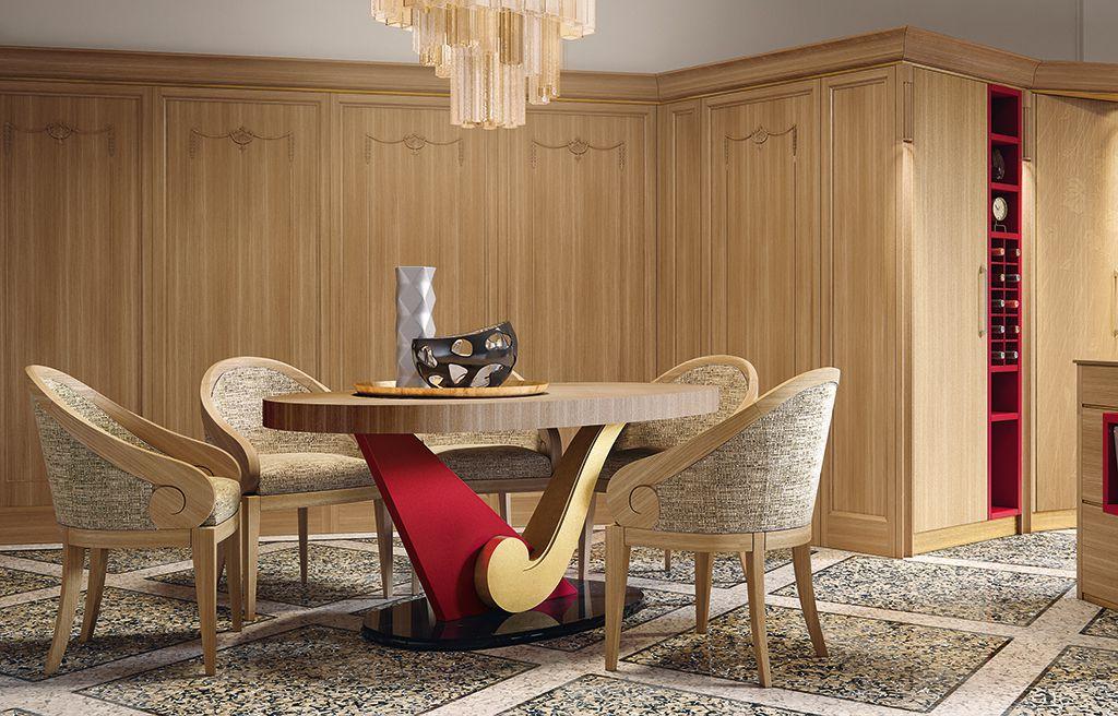 Кухни класса люкс от Martini mobili