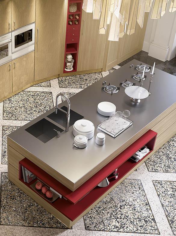 кухни martini mobili