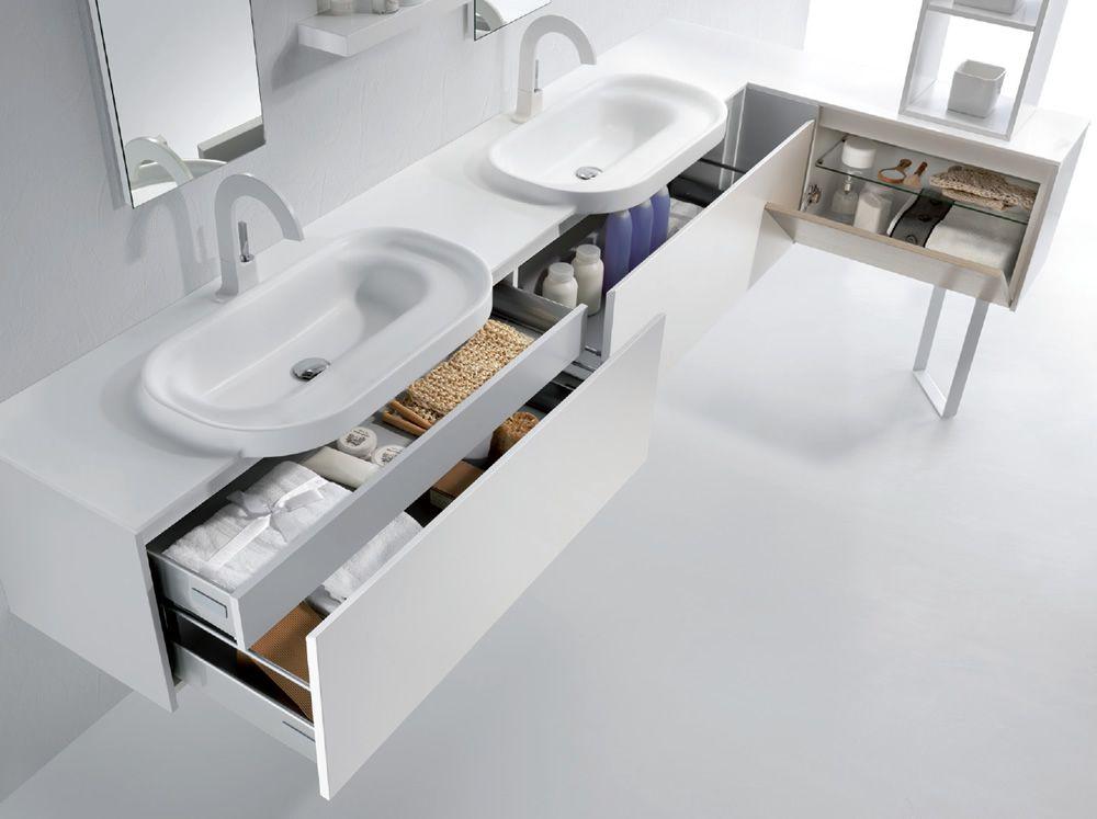 Мебель для ванной комнаты Metropolis