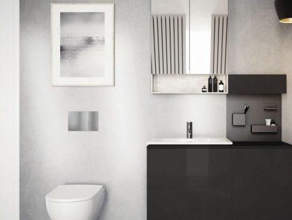 Коллекция мебели для ванной комнаты Keramag Acanto