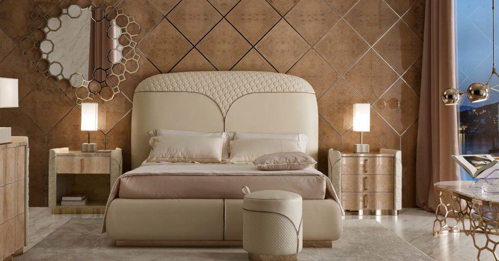 Итальянская спальня Ester фабрики Volpi