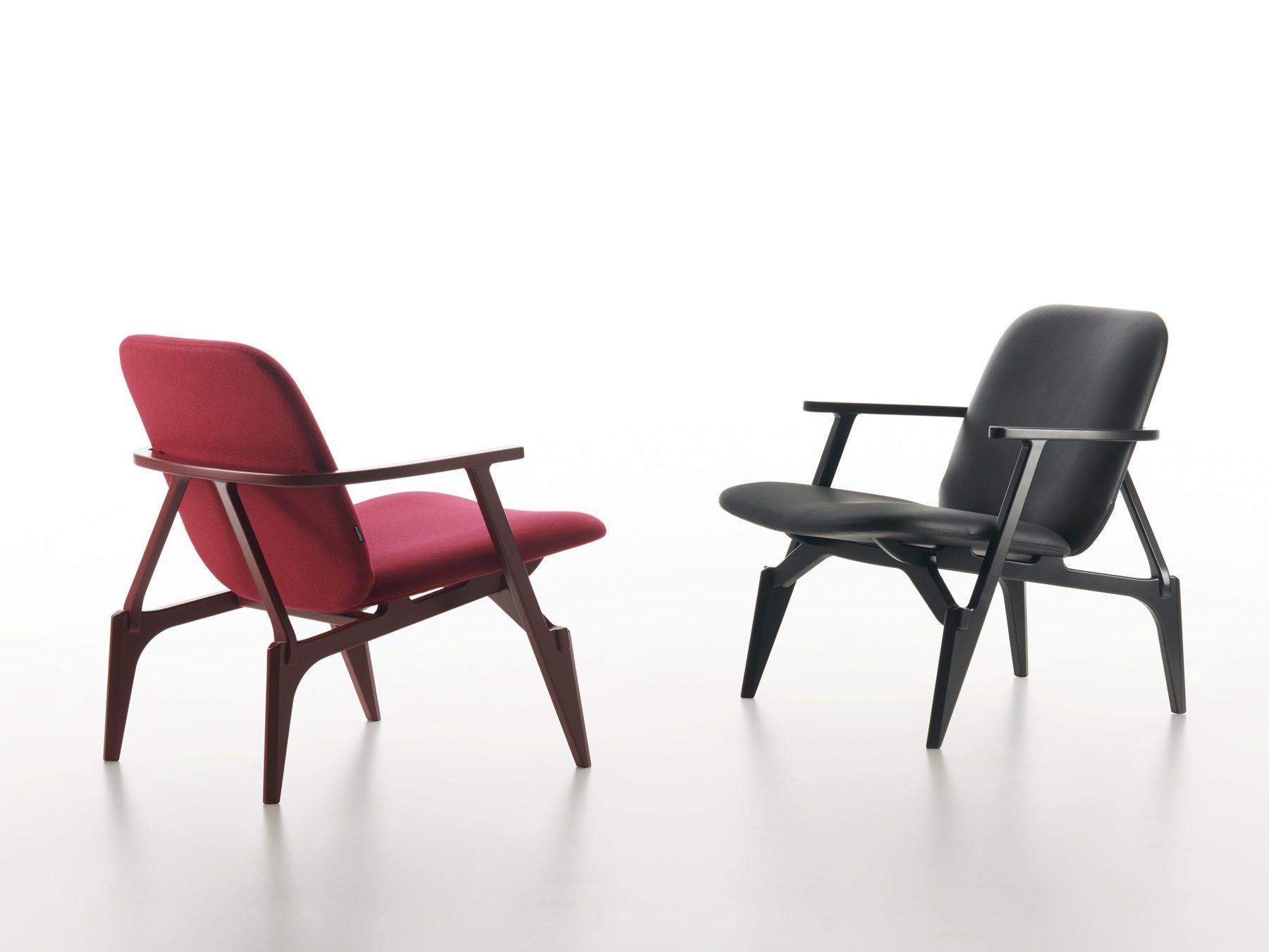 Кресло Louise фабрики Zanotta