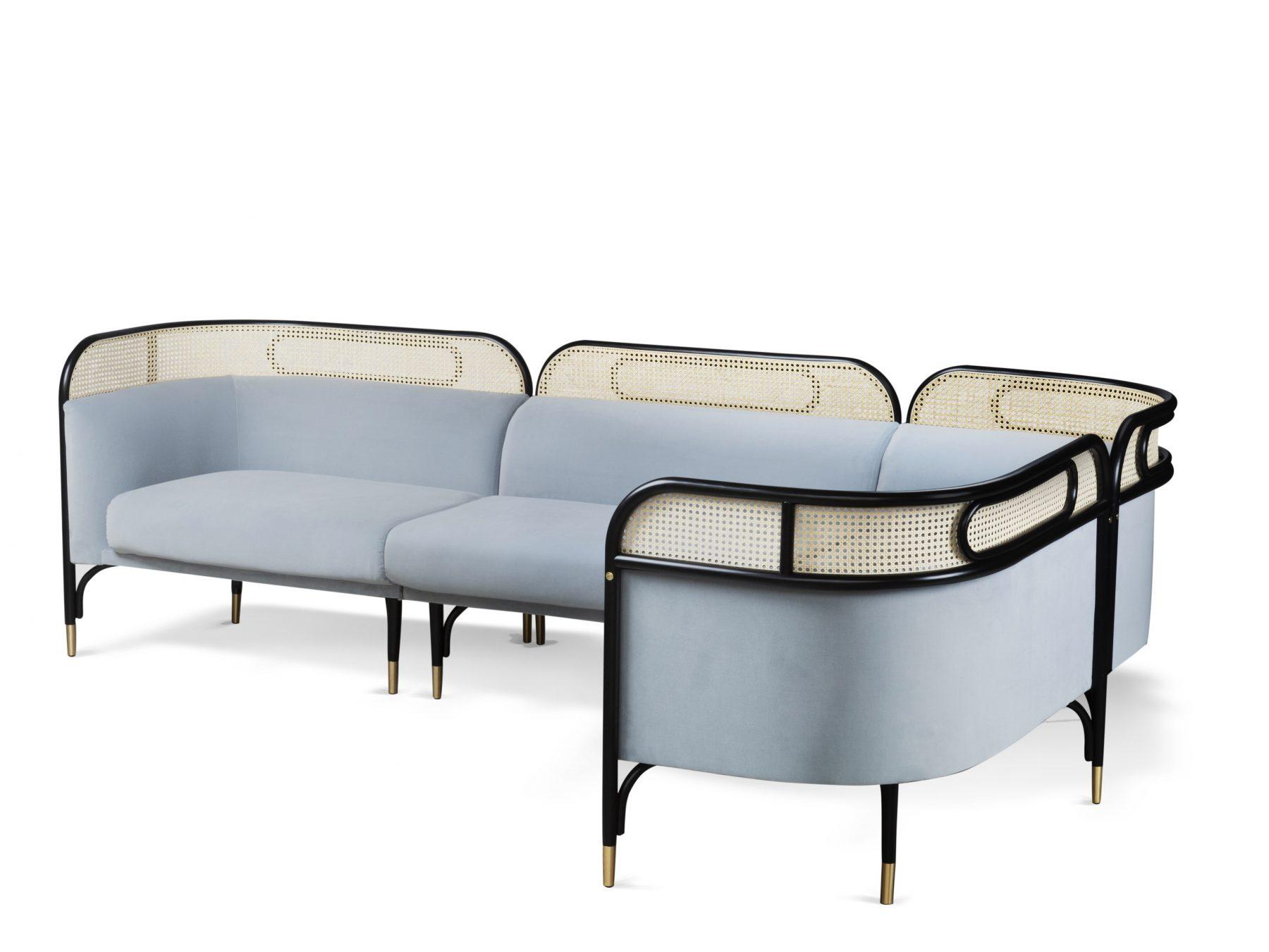 Диван Targa от фабрики Wiener GTV Design